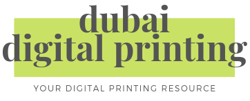 Digital Printing Dubai